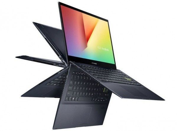 Универсальный ультрабук ASUS VivoBook Flip 14 на процессорах Ryzen 4000U