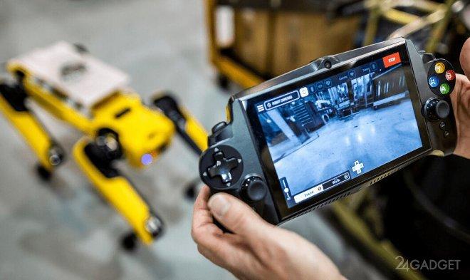 Стал доступен виртуальный выгул роботов-псов Spot