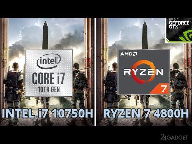 Intel продолжает смешить людей и доказывать превосходство своих процессоров над чипами AMD (5 фото)