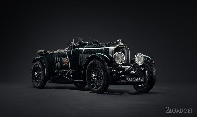 Bentley построит ретро автомобиль Team Blower 1929 года (4 фото)