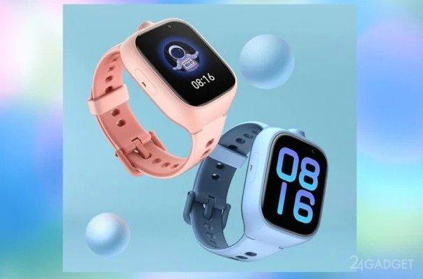 Представлены детские смарт-часы Xiaomi MiTu Kids Watch 4X с поддержкой VoLTE и автономностью в 7 дней
