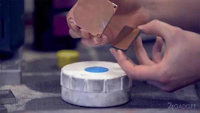 Полгода потребовалось для создания самого гладкого в мире процессора AMD (видео)