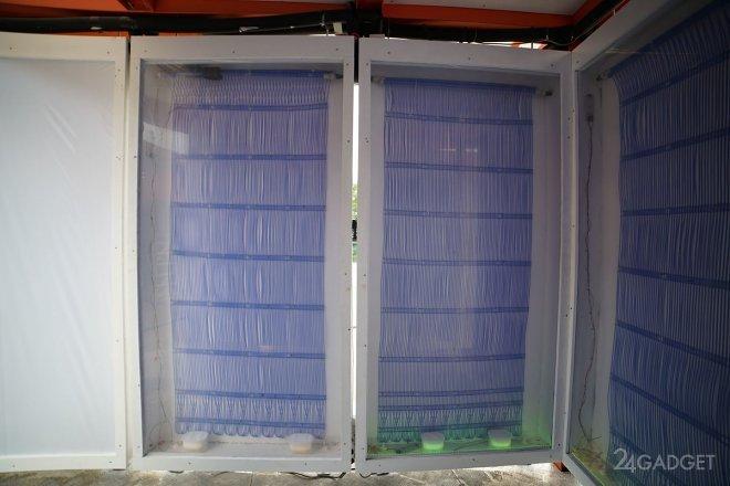 Система охлаждения Cold Tube потребляет вдвое меньше энергии, чем традиционные кондиционеры