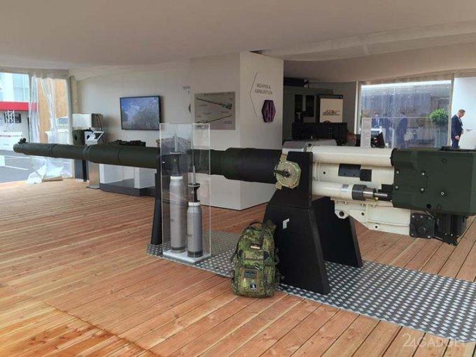 Немцы разработали оружие, для борьбы с российскими танками Армата (2 фото + видео)