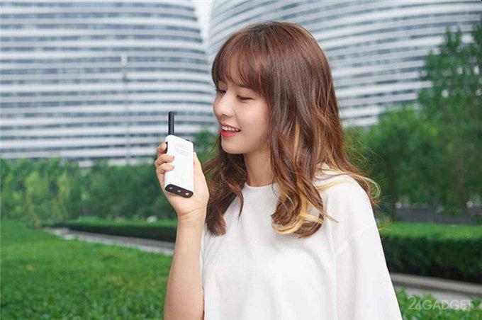 Xiaomi предлагает недорогую рацию Mi Walkie Talkie Lite по цене 18 долларов