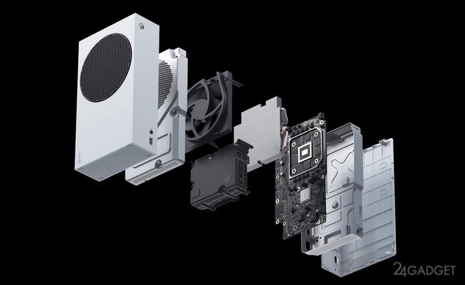 Представитель Microsoft рассказал об отличиях консоли Xbox Series S от базовой приставки Xbox Series X (4 фото + видео)
