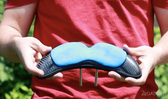 Велосипедное седло SmartSaddle устраняет дискомфорт при езде (2 фото)