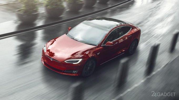 Представлен спортивный седан Tesla Plaid Model S с рекордной мощностью 1100 л.с.