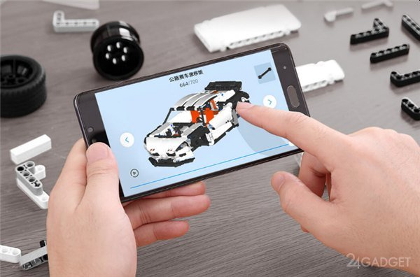 Xiaomi выпускает конструктор гоночной машины с радиоуправлением (5 фото)