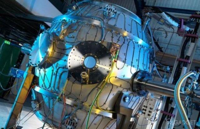 Англичане представили термоядерный реактор в форме яблока