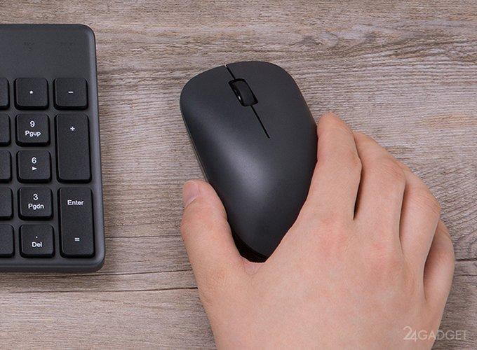 Компактная беспроводная мышь Xiaomi за 5 долларов (3 фото)