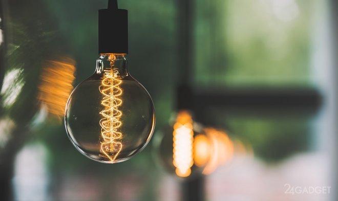 Экологически чистый материал генерирует энергию от внутреннего освещения