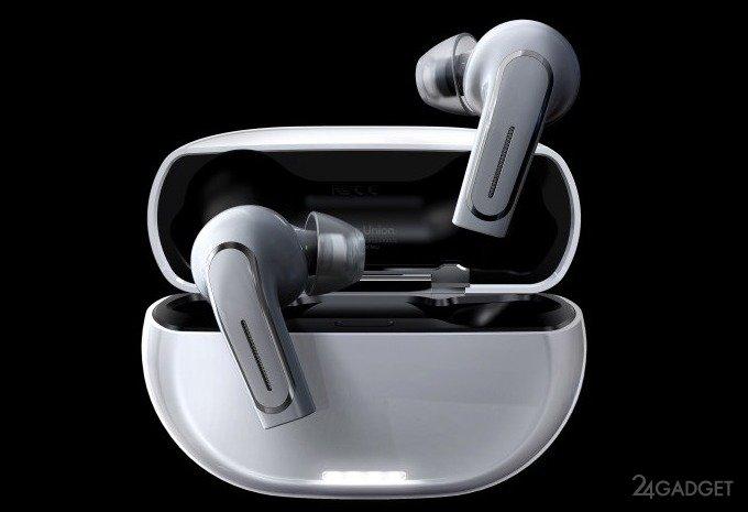 Olive Pro - беспроводные наушники и слуховой аппарат в одном устройстве (видео)