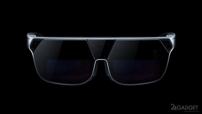 OPPO представила очки AR Glass 2021