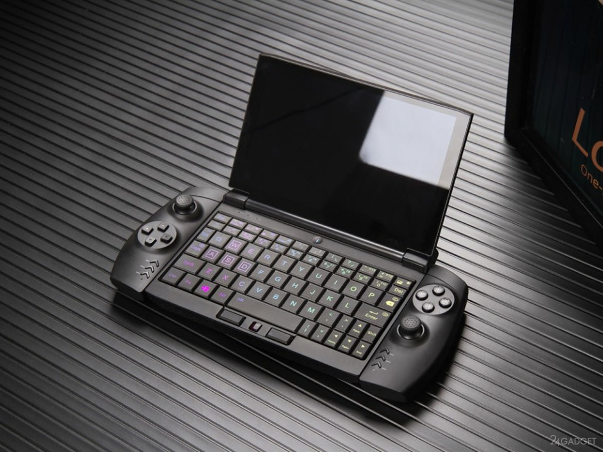 Китайцы выпустят игровую портативную консоль OneGx1 Pro на чипе Intel Tiger Lake
