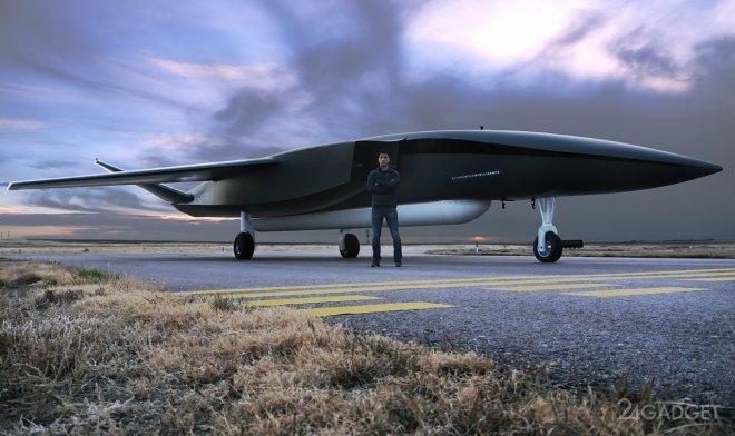 Космический стартап Aevum представляет первый в мире автономный орбитальный дрон для запуска спутников