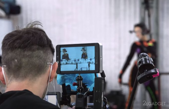 Sony и певица Мэдисон Бир представили технологию проведения виртуальных концертов (3 фото  видео)