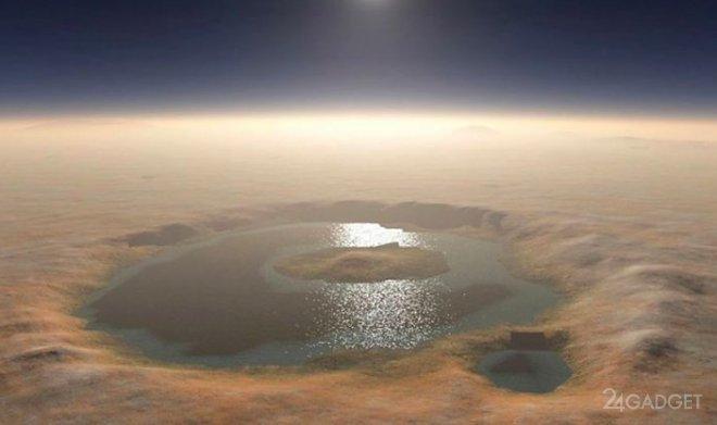 Климат Марса 3 млрд лет назад был схож с погодными условиями современной Исландии