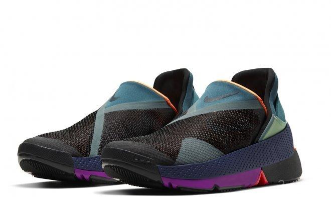 Nike создала кроссовки GO FlyEase, которые можно надевать без помощи рук (видео)