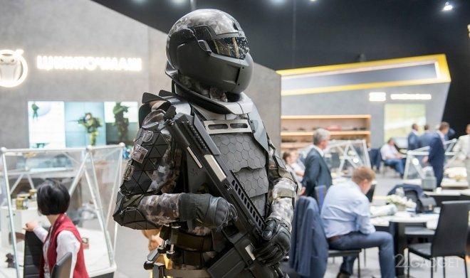 В России приступили к разработке боевой экипировки 4-го поколения