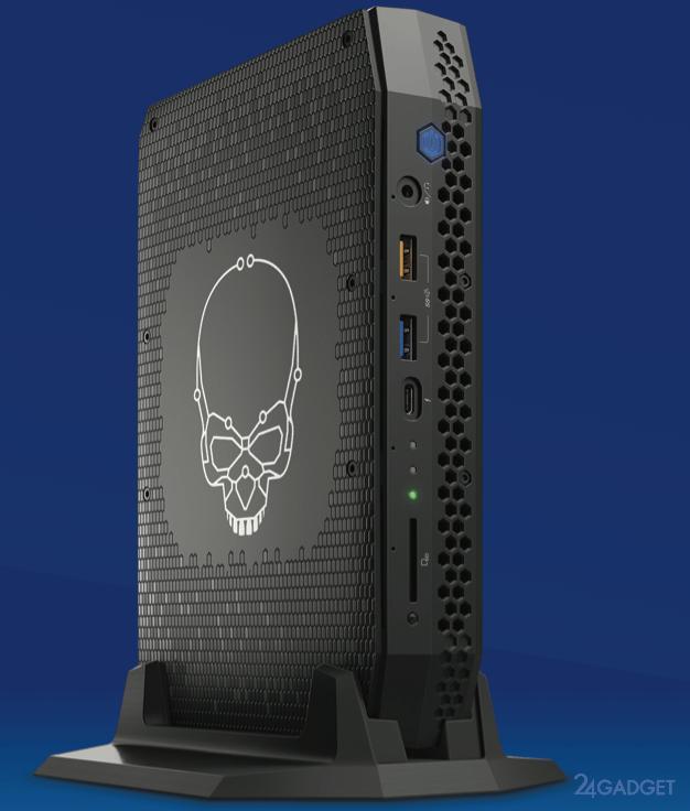 Intel выпускает обновленную линейку компактных компьютеров NUC, в том числе и геймерский NUC 11 Enthusiast (4 фото)