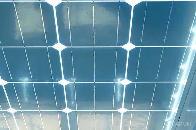 Российские ученые создали высокоэффективную прозрачную солнечную панель