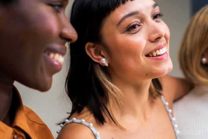 NOVA H1 Audio Earrings - первые беспроводные наушники в форм-факторе серёжек (3 фото + видео)