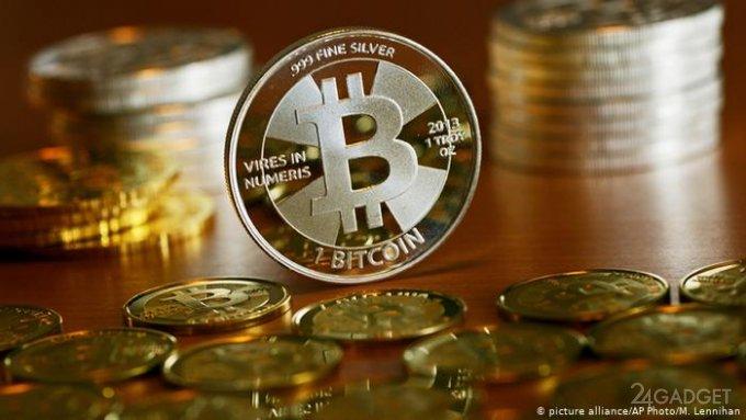 Капитализация биткоина превысила капитализацию рубля