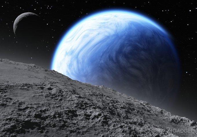 «Лунный ковчег» сохранит данные о 6,7 млн организмах с Земли (2 фото)