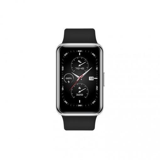 Представлена элегантная модификация смарт часов Huawei Watch Fit Elegant (6 фото)