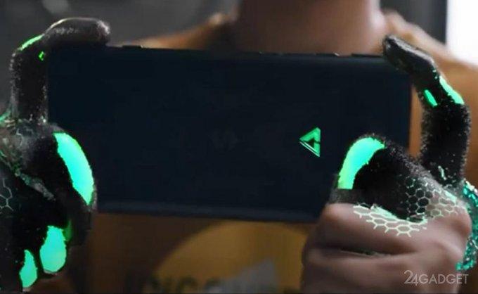 Представлен официальный тизер геймерского смартфона Black Shark 4 (3 фото)