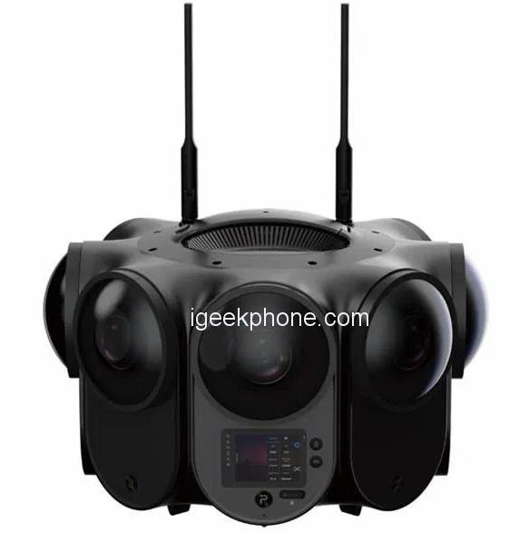 Представлена камера Kandao Obsidian Pro с разрешением 12К, по цене от 24 тысяч долларов (3 фото)