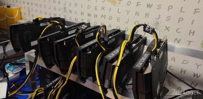 Майнеры окончательно преодолели ограничения NVIDIA для видеокарты GeForce RTX 3060