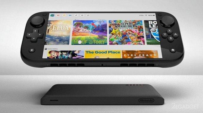 В обновлении Nintendo Switch упоминается новая модифицированная консоль Switch Pro
