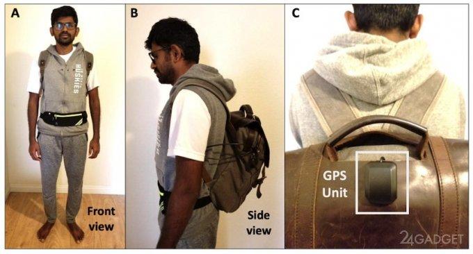 Рюкзак с искусственным интеллектом заменит слабовидящим людям поводыря (видео)