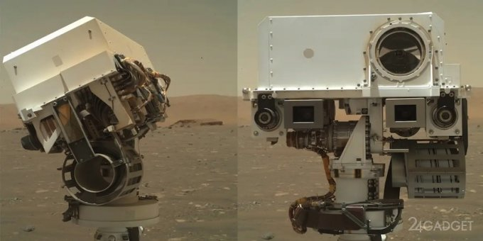 Марсоход Perseverance впервые добыл кислород из атмосферы Марса