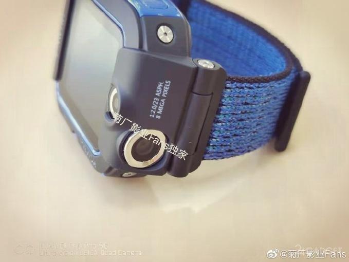 Huawei выпустит обновленную версию смарт-часов для детей Children Watch 4X с двумя камерами (4 фото)