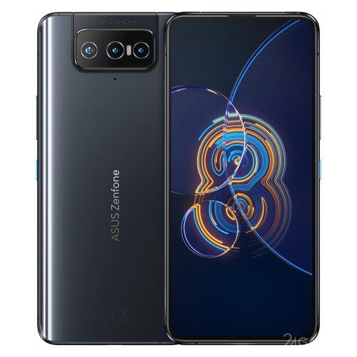 Смартфон ASUS Zenfone 8 Flip с поворотной камерой и чипом Snapdragon 888 (7 фото)