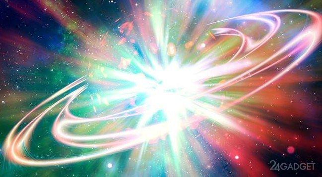 На Большом адронном коллайдере смоделированы первые микросекунды после Большого взрыва