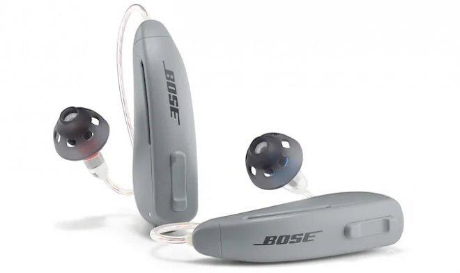 Bose создала слуховой аппарат SoundControl с простой настройкой, не требующей вмешательства врачей