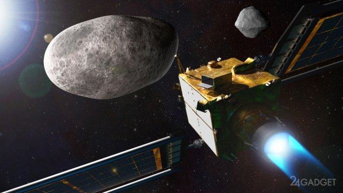 Имитация столкновения Земли с астероидом закончилась катастрофой