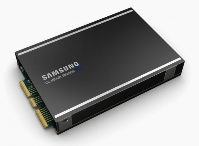 Samsung разработала модуль оперативной памяти DDR5 объемом 1 ТБ