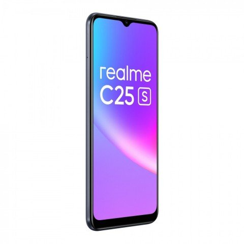 Представлен бюджетный смартфон realme C25s с аккумулятором емкостью 6000 мАч и ценой от 137 долларов (3 фото)