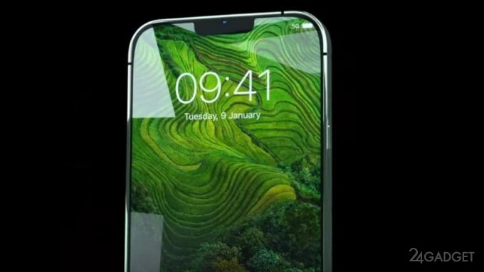 Представлено видео модельного ряда смартфонов Apple iPhone 13 (видео)