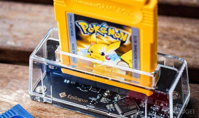 Анонсировано устройство GB Operator для запуска игр Game Boy на персональном компьютере (видео)
