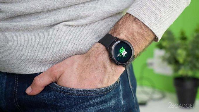 Новые умные часы Samsung Galaxy Watch 4 измерят процентное содержание жира в тканях человека