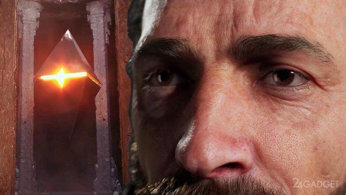 Представлена демоверсия Alpha Point на базе движка Unreal Engine 5 для Xbox Series X