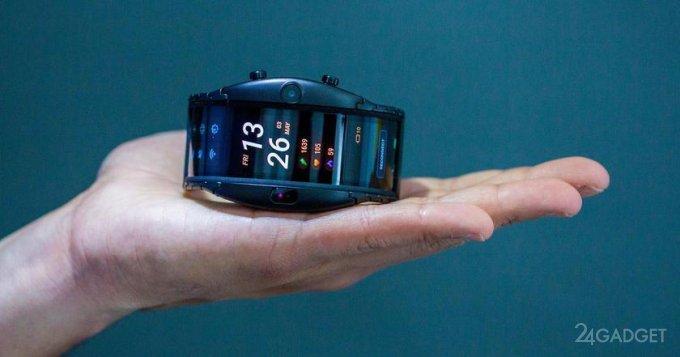Новый фитнес-браслет Xiaomi Mi Band X получит опоясывающий экран