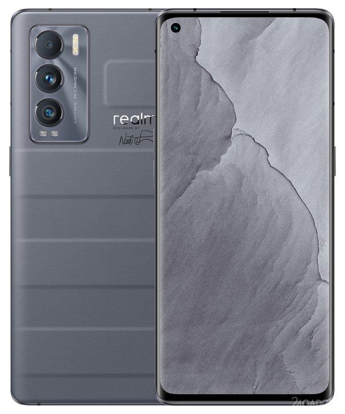 Realme представила представила свой первый ноутбук - Realme Book Slim