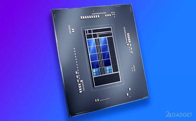 Новый процессор Intel Core i9-12900K протестировали сравнили с флагманом AMD (2 фото)